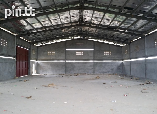 WAREHOUSE SPACE at a Central Location in Aranguez-4