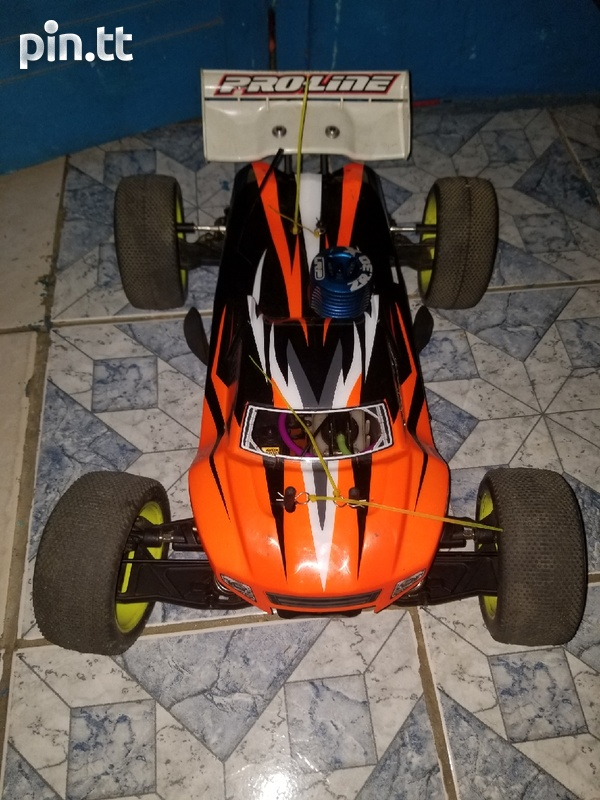 Offna 1/8 nitro racing Truggy-1