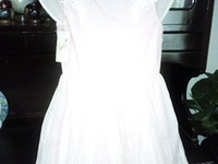 Girls dress 8-10 yrs