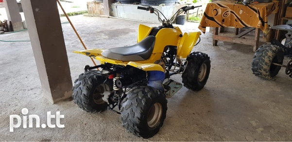 Atv 125cc, 3speed semi automatic with reverse-4