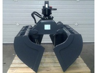 Clamshell Bucket with Rotator