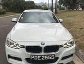 BMW 3-Series, 2015, PDE