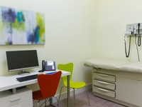 Doctor's Office at New Medical Center