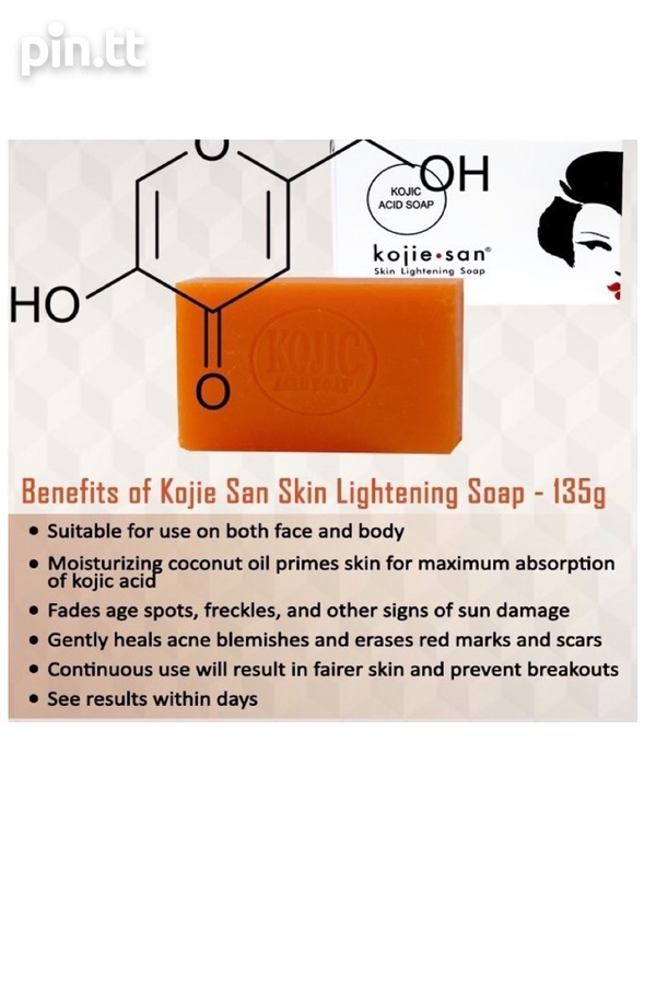 Kojie San Skin Lightening Soap-2