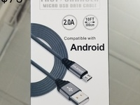 10 ft android usb cable