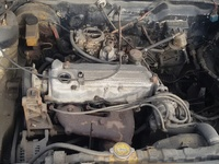 Mazda 626 Engine and tranny