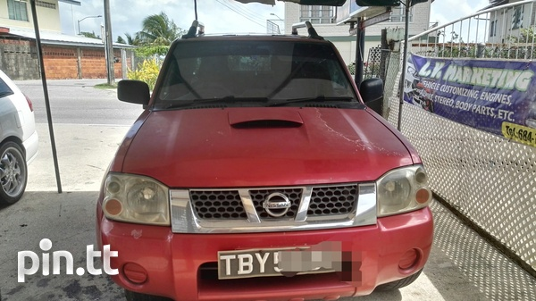 Nissan Frontier, 2009, TBY-3