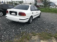 Honda Civic, 1998, PBA
