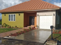 House and Land in Gated Development Cunupia