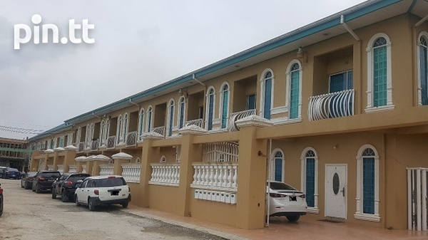 Piarco Townhouse with 2 bedrooms-1