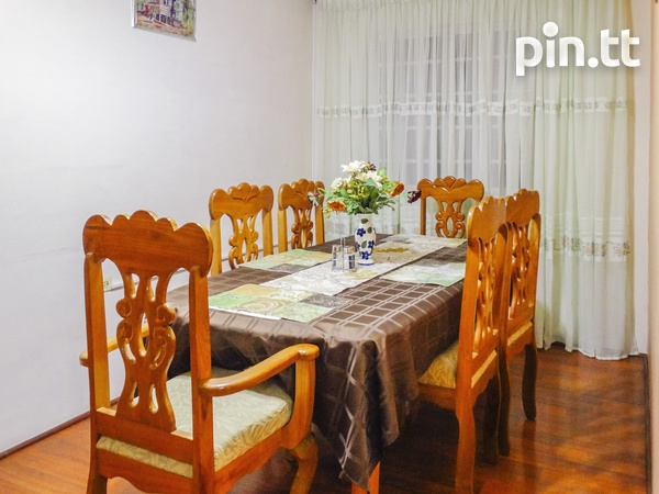 Trincity - Fully Furnished 3 Bedroom Home-3