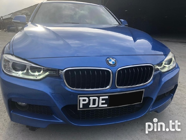 BMW 3-Series, 2014, PDE-2