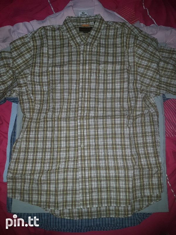 Original Timberland shirt men-1