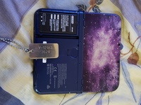 Nintendo 3ds Xl Galaxay Edition