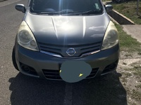 Nissan Note, 2009, 2009