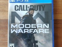 PS4 Modern Warfare