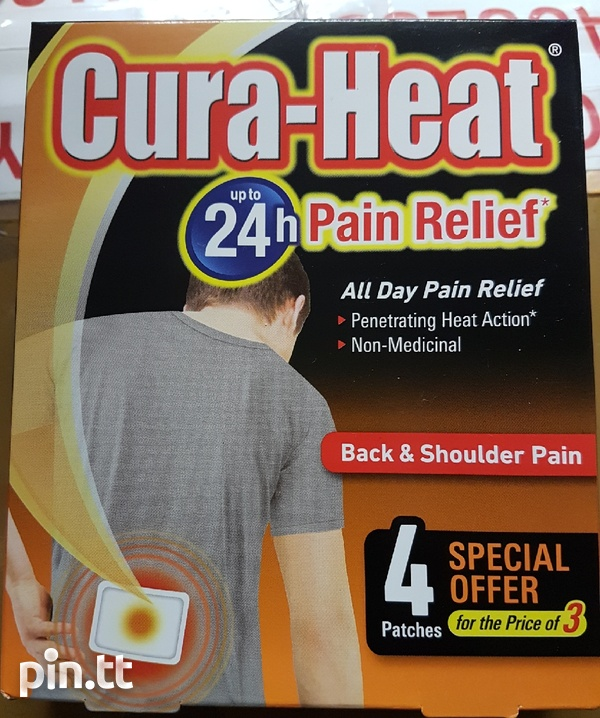 Pain relief Back and Shoulder-1