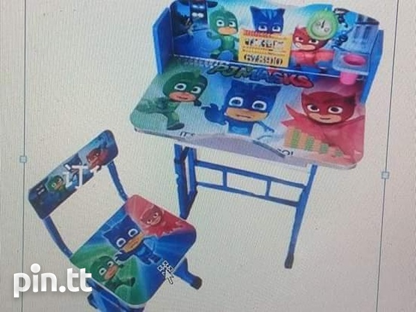 kids adjustable table and chair-6