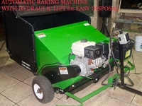 Commercial Landscaping Equipment