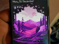 Note 8 screen fully working