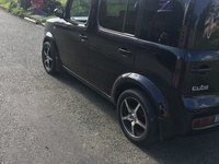 Nissan Cube, 2005, PCF