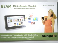 Beam eReader/Tablet with Full PMP/MP4/MP5 features