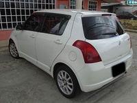 Suzuki Swift, 2007, PCZ