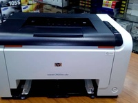 WIRELESS HP LaserJet Pro CP1025nw Color Printer.