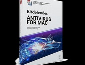 Bitdefender Antivirus For Mac, 1 year 1 Mac