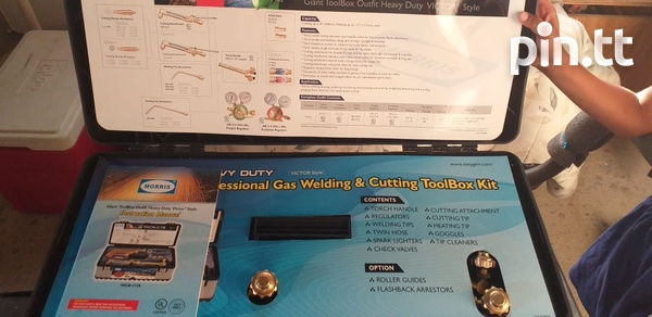 Gas Welding and Cutting Toolbox-3