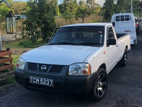 Nissan Frontier, 2009, TCM
