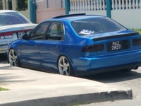 Honda Civic, 1998, PAZ