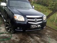 Mazda BT-50 Pickup, 2010, TCS