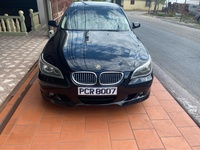 BMW 5-Series, 2009, PCR