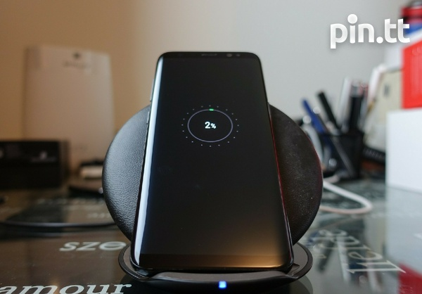 Samsung Wireless Charger Stand Combo-7