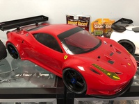 Kyosho electric cars brand new