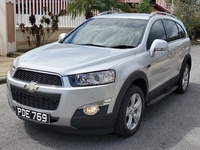 Chevrolet Captiva, 2015, PDE