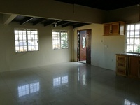 UNFURNISHED TWO BEDROOM