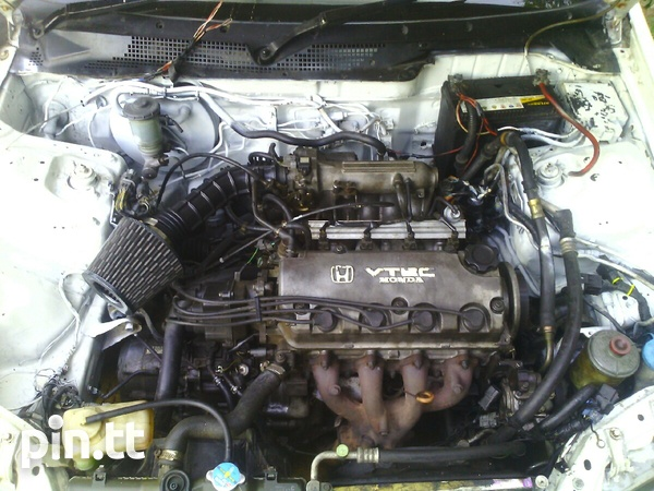 Honda Civic, 2005, PBD-6