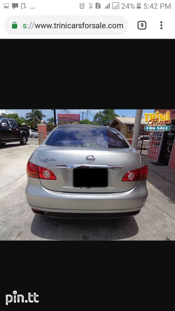 Nissan Sylphy, 2006, PCT-5