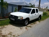 Nissan Frontier, 2010, TCL