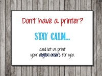 Custom Design and Printing of Signs, Labels, TShirts and more