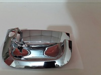 Kia 2700 pickup chrome handles
