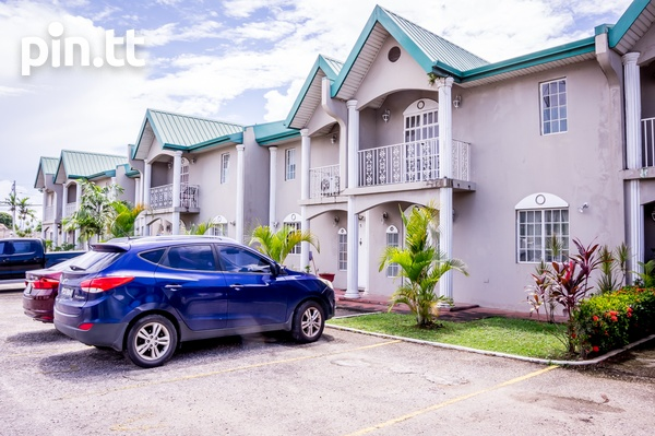 3 Bedroom Furnished Valsayn Two Storey Townhouse-1