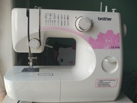 Gently used sewing machine