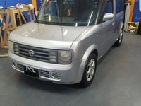 Nissan Cube, 2008, PCL
