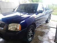 Nissan Frontier, 2011, TCR