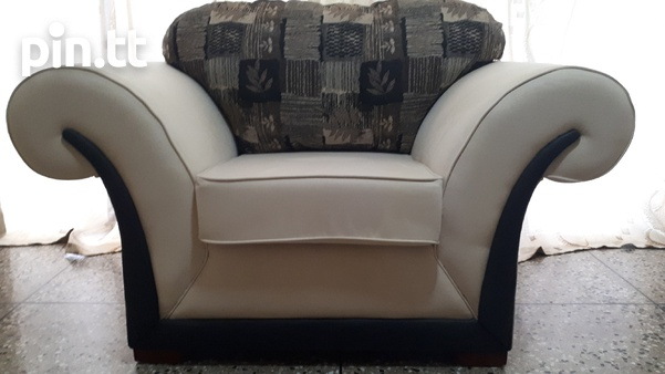 Couch set - 3 pieces-3