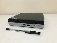HP ProDesk 400 G4 Desktop Mini Pc i5-8500
