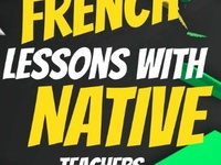 French Lessons with Native Teachers